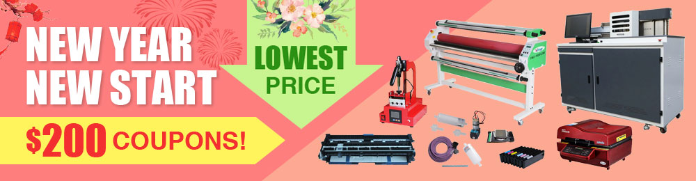 New Year Normal Stock Clearance Promotion