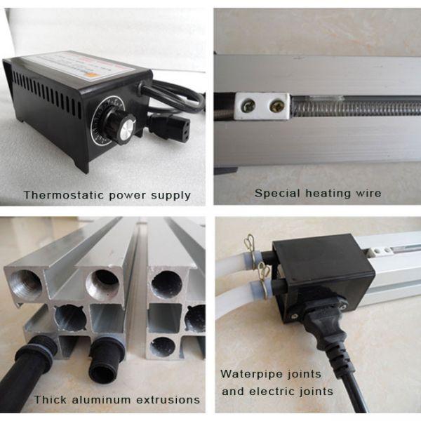 48 Quot 1200mm Manual Acrylic Light Box Plastic Pvc Bending