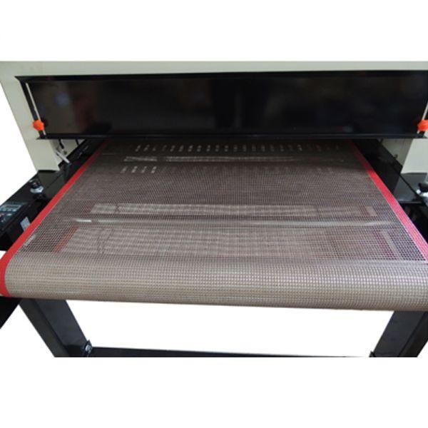 220v 4800w Small T Shirt Conveyor Tunnel Dryer 5 9ft Long