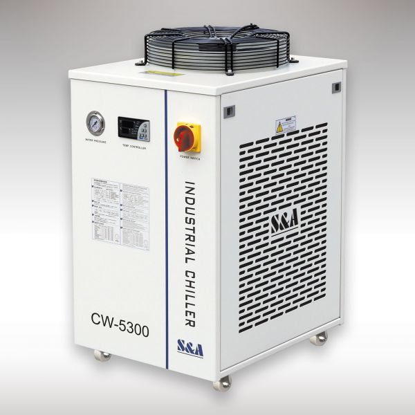Co2 Laser Solution Mexico: Free Shipping To Canada / Mexico, 110V 60HZ CW-5300DI