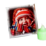 "3.9"" x 3.9"" Square Sublimation Blank Glass Coaster"