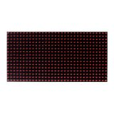 40pcs/pack RED LED Display P10 Dot Matrix Module Red Sign 16x32cm