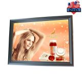 "US Stock-8 pcs A2 (23.4"" x 16.5"") LED Cambered Surface Slim Light Box (Without Printing)"