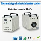 Ving AC110V, 60Hz CW-3000DG Thermolysis Industrial Water Chiller for Laser Engraver with 60W / 80W CO2 Glass Tube