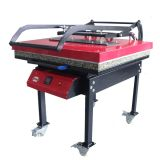 "31"" x 39"" (80 x 100cm) Large Format T-shirt Sublimation Heat Press Machine, 220V Three-phase Power"