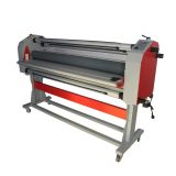 "Ving 67"" Full - Auto Pneumatic Low Temp Cold Laminator with Trimmer"