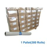 "Waterproof Inkjet Milky Transparency Film for Silk Screen 17"" x 100FT - 300 Roll (1 Pallet)"