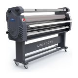 67in Wide Format Full-auto Roll-to-roll Electric Type Hot Thermal Laminator