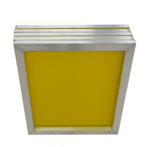 "6 pcs - Aluminum Silk Screen Frame - 230 Yellow Mesh 23"" x 31"""