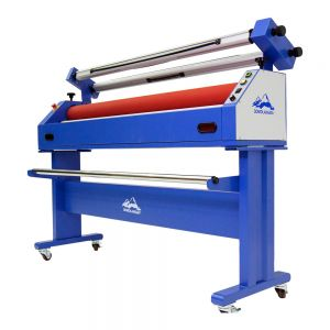 Qomolangma 63in Wide Format Cold Laminator and Mounting Machine