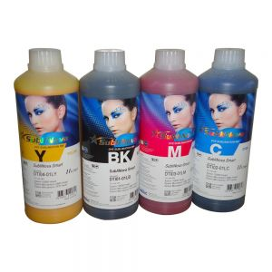 US Stock, Original 1 Liter Inktec SubliNova Smart Inkjet Dye Sublimation Ink for 4 Colors (DTI)