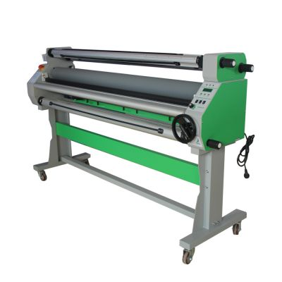 "Ving 67"" Economical Full - auto Low Temp Wide Format Cold Laminator"