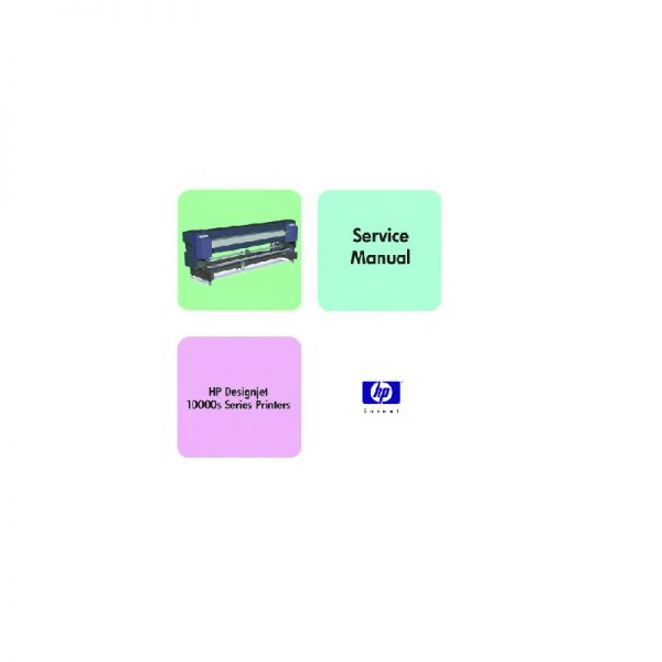 Hp Plotter Service Manuals