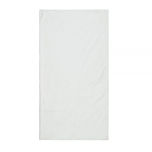 Blank White Sublimation Bath Towel Large 78 54