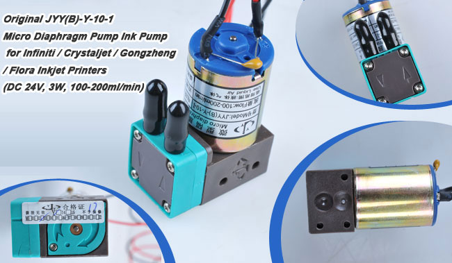 Micro Diaphragm Pump Ink Pump