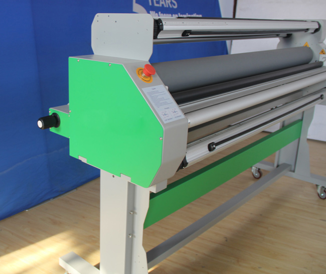 auto Low Temp Wide Format Cold Laminator